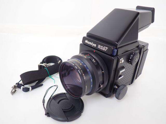 高額買取実施中!!】MAMIYA RZ67 中判カメラ SEKOR Z 110mm 1:2 8