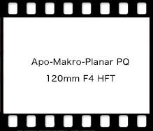 Carl Zeiss Apo-Makro-Planar PQ 120mm F4 HFT
