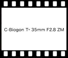 Carl Zeiss C-Biogon T* 35mm F2.8 ZM