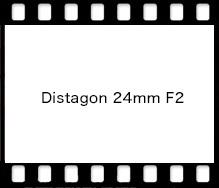Distagon 24mm F2