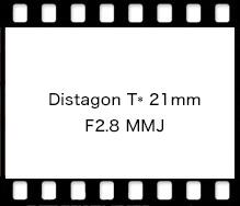 Distagon T* 21mm F2.8 MMJ