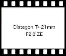 Distagon T* 21mm F2.8 ZE