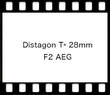 Distagon T* 28mm F2 AEG