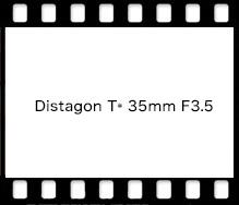 Carl Zeiss Distagon T* 35mm F3.5