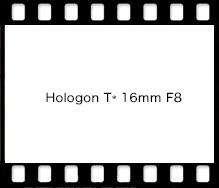 Carl Zeiss Hologon T* 16mm F8