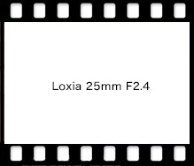 Carl Zeiss Loxia 25mm F2.4