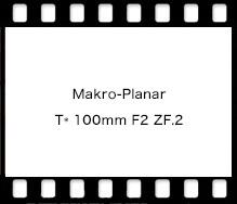 Carl Zeiss Makro-Planar T* 100mm F2 ZF.2