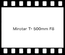 Carl Zeiss Mirotar T* 500mm F8