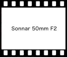 Sonnar 50mm F2