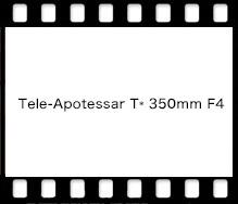 Tele-Apotessar T* 350mm F4