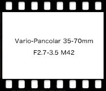 Vario-Pancolar 35-70mm F2.7-3.5 M42