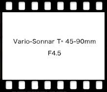 Vario-Sonnar T* 45-90mm F4.5