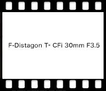 F-Distagon T* CFi 30mm F3.5