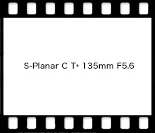 S-Planar C T* 135mm F5.6