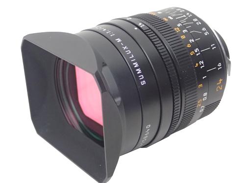 Summilux-M f1.4/24mmASPH.