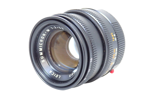 SUMMICRON-M f2.0/50mm