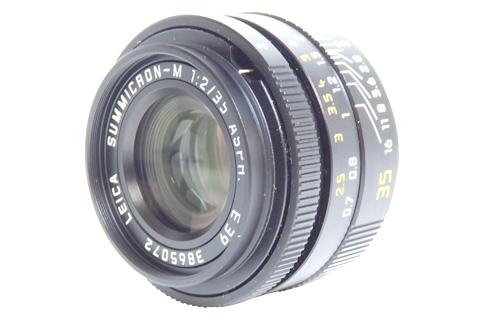 SUMMICRON-M f2.0/35mmASPH.