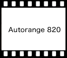Ensign Autorange 820