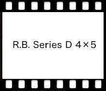 GRAFLEX R.B. Series D 4×5