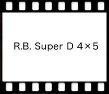 GRAFLEX R.B. Super D 4×5