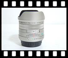 PENTAX smc PENTAX-FA* 31mm F1.8 AL Limited