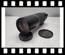 PENTAX smc PENTAX-FA 400mm F5.6 ED IF