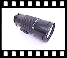 PENTAX smc PENTAX-M67 300mm F4 ED IF