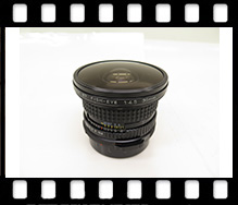 smc PENTAX67 FISH-EYE 35mm F4.5
