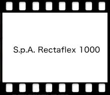 RectaflexS.p.A. Rectaflex 1000