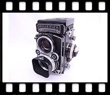 ROLLEI Rolleiflex3.5F Planar