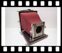 Woode View Camera8×10