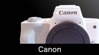 Canonミラーレス一眼