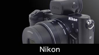 Nikonミラーレス一眼